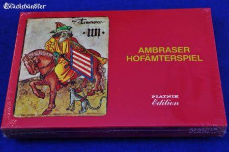 Ambraser Hofämterspiel Verpackung II