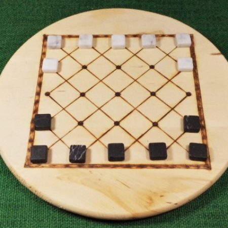 Koreanisches Brettspiel Ko-No