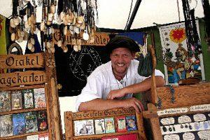 The Lucky Merchant | Reinhard Winkler