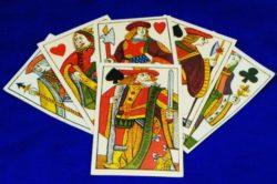Spielkarten französisch 16.Jh.
