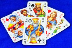 Spielkarten Romme Piatnik