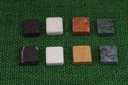Spielsteine Marmor