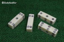 Würfel Keltisch Handarbeit aus Knochen Handarbeit