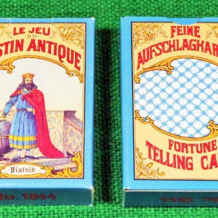 Wahrsagekarten Aufschlagkarten