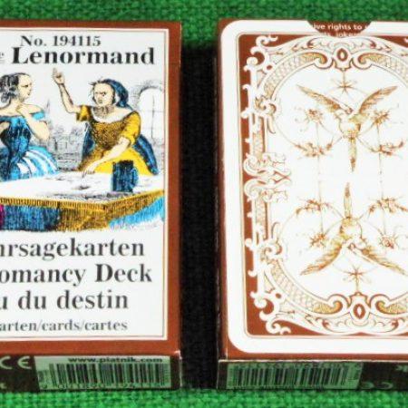 Wahrsagekarten-Lenormand-Piatnik