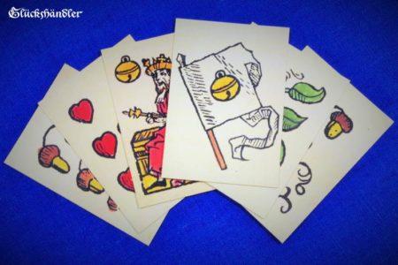 Spielkarte - Mittelalter 1475