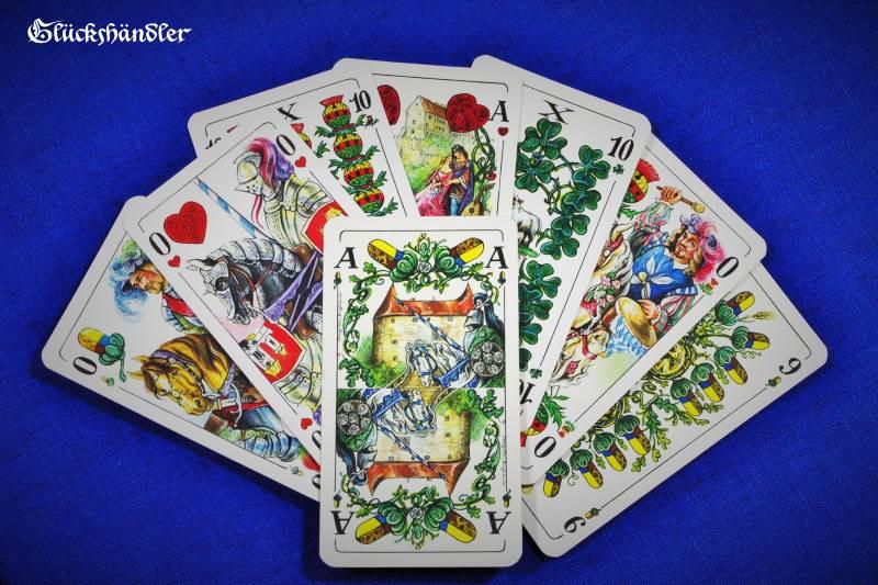 Spielkarten Herzogstadt