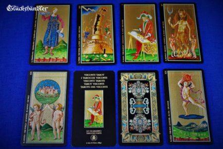 Visconti-Sforza Tarot Karten