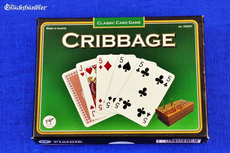 Cribbage - Verpackung