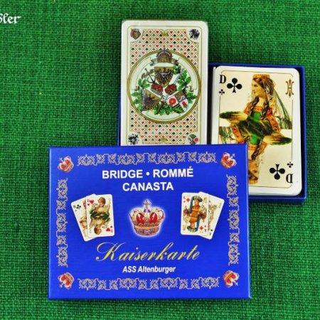 Kaiserkarte Luxus-Ausgabe