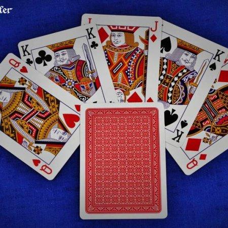 Poker Karten Spielkarten