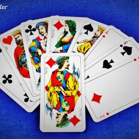 Tresette - Spielkarten