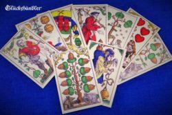 Das Flötnersche Kartenspiel - von 1540