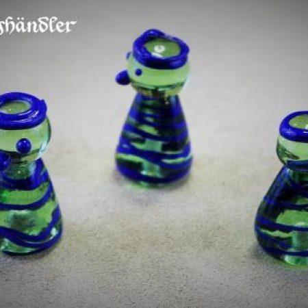 Spielsteine Glas Hnefi Birka Grab 750 Schweden