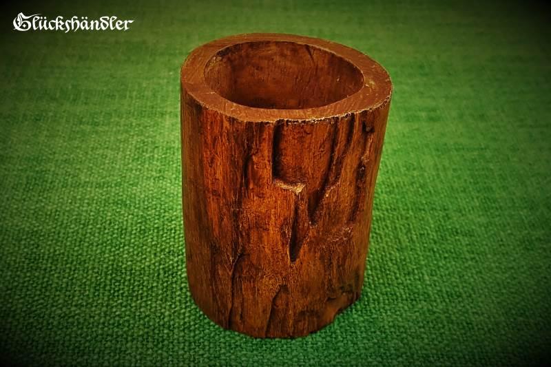 Würfelbecher-Holz-Unikat II