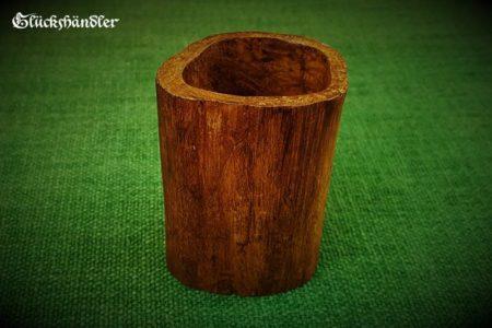 Würfelbecher-Holz-Unikat III