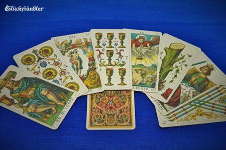 Altes Italienisches Tarot - Ancient Ilalian Tarot
