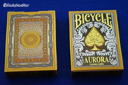 Bicycle Aurora - Pokerkarten - Verpackung