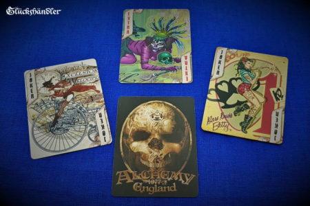Bicycle -Spielkarten - Alchemy - Joker