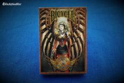Bicycle -Spielkarten - Steampunk von Anne Stokes - Verpackung