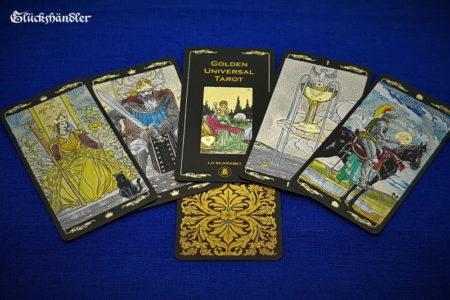 Das Golden Universal Tarot