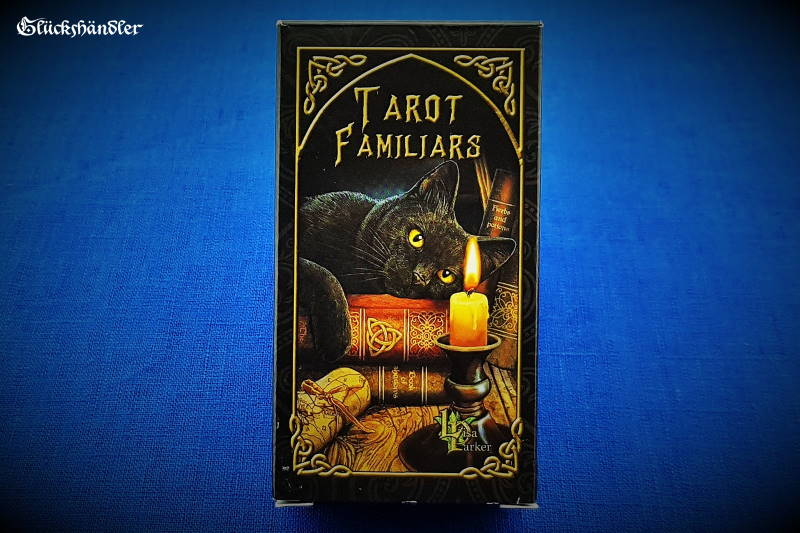 Tarot - Familiars - by Lisa Parker - Packaging
