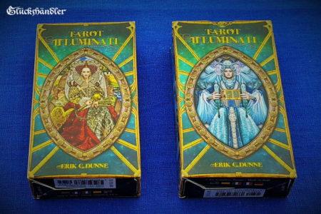Tarot Illuminati - Verpackung