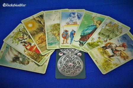 Wikinger Tarot - Vikings Tarot