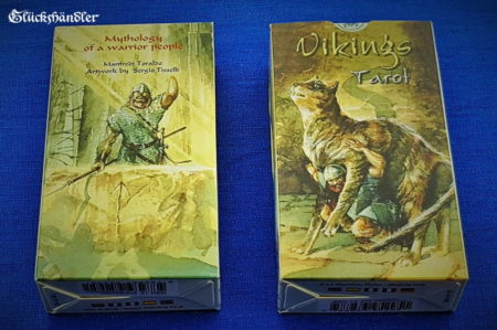Wikinger Tarot - Vikings Tarot - Verpackung