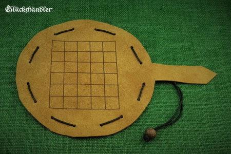 Yote - Brettspiel aus Leder
