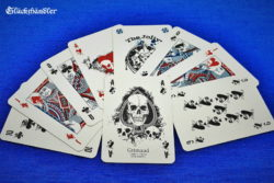 Grimaud - Death Game - Poker Karten