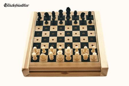 Schach-Reiseschach-Steckschach