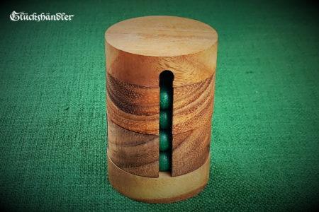 Kugelturm, Drehpuzzle aus Holz