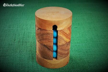 Kugelturm, Geduldspiel aus Holz