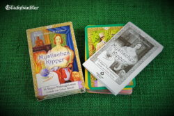 Wahrsagekarten-Mystisches Kipper-Verpackung