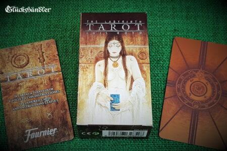 The Labyrinth Tarot von Luis Royo