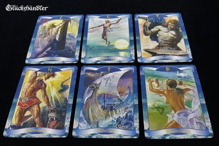 Runen Orakel Karten 13-18